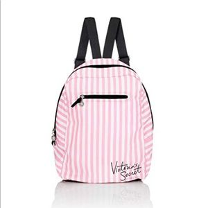 New Victoria's Secret pink Iconic packable bookbag